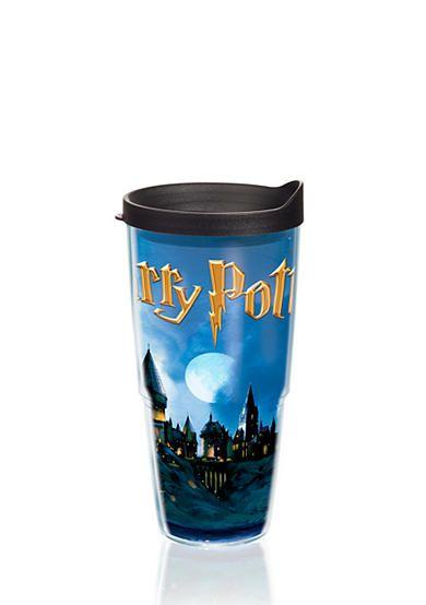Tervis® Harry Potter Hogwarts Escena del abrigo del vaso con tapa