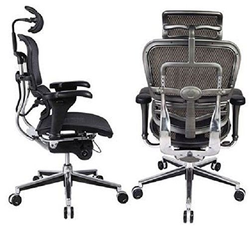 High Back Swivel Chair Best Ergonomic Office For Lower Support Pinterest And