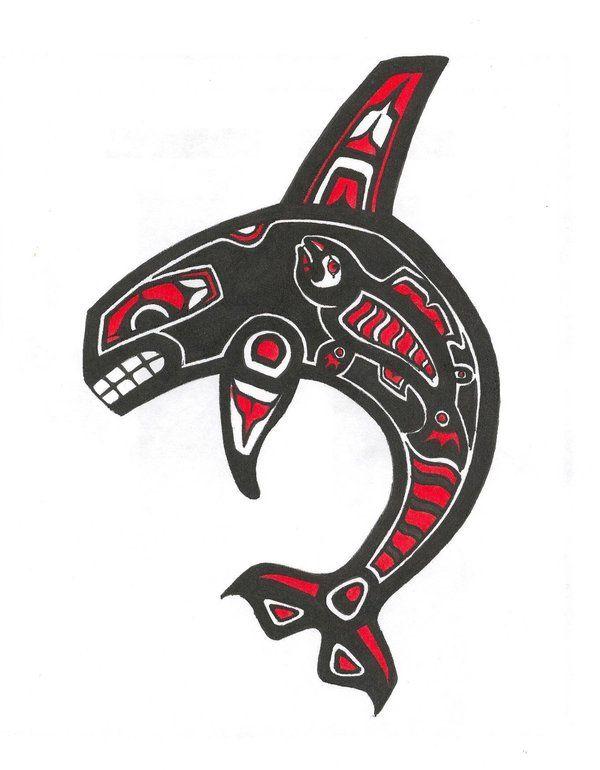 579344d48 orca tattoo - Google Search Orca Tattoo, Native Tattoos, Killer Whales,  Skin Art