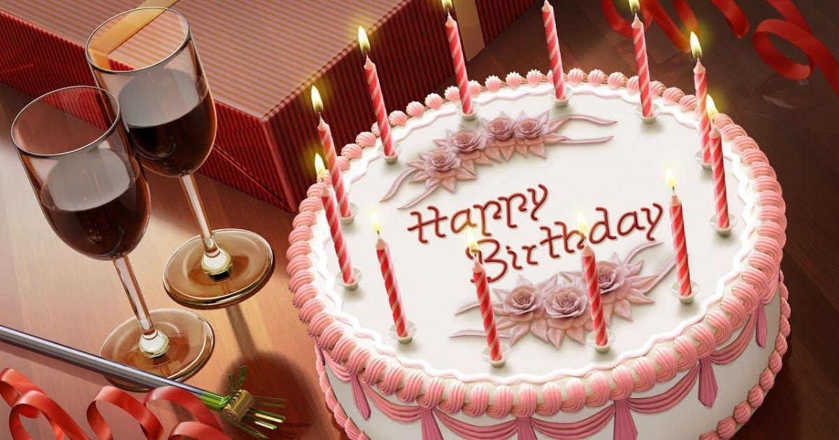 Download Gambar Happy Birthday Buat Pacar Luar Biasa Cupcakes Ultah Frozen Di Balikpa Happy Birthday Fun Cool Happy Birthday Images Happy Birthday Wallpaper