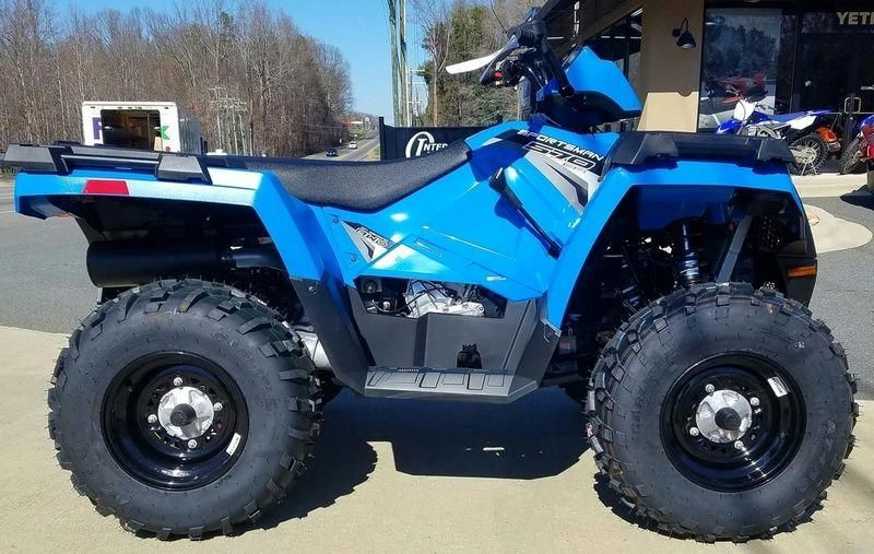 New 2017 Polaris Sportsman 570 Velocity Blue Atvs For Sale In North Carolina 2017 Polaris Sportsman 570 Velocity Blue 2017 Polar Sportsman Atv Fuel Injection