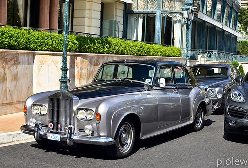 Rolls-Royce Silver Cloud