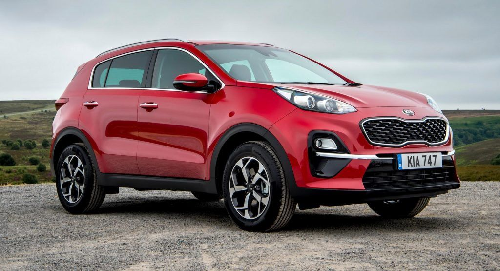 2019 Kia Sportage Launched In The UK, Gains New Special