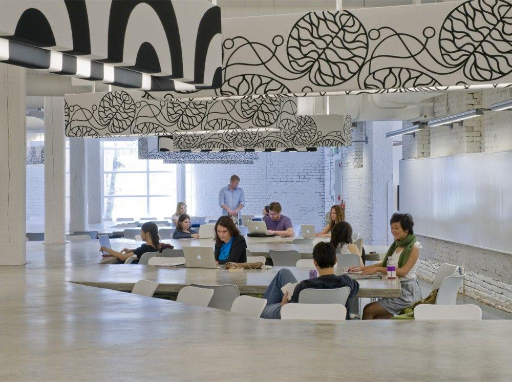 Vcu Adcenter Brandcenter Clive Wilkinson Architects Design
