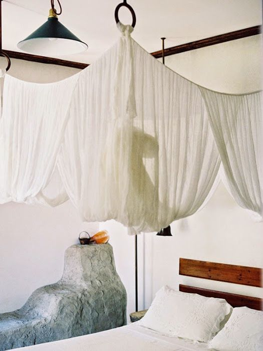 bed canopy hanging from ceiling rings bedroom pinterest rh pinterest com