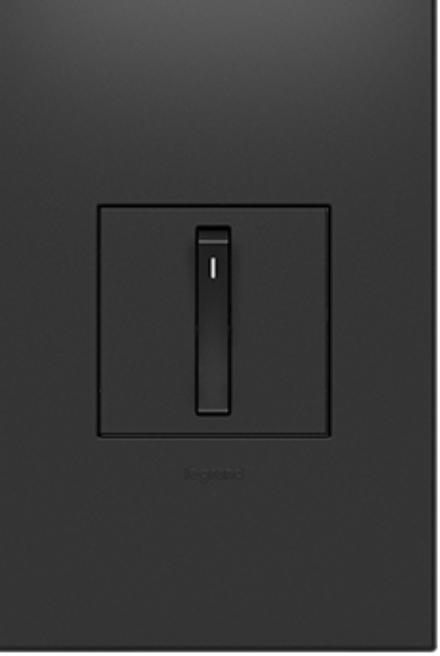Legrand Adorn Whisper Switch Graphite Light Switch Switches Bluetooth Light Switch