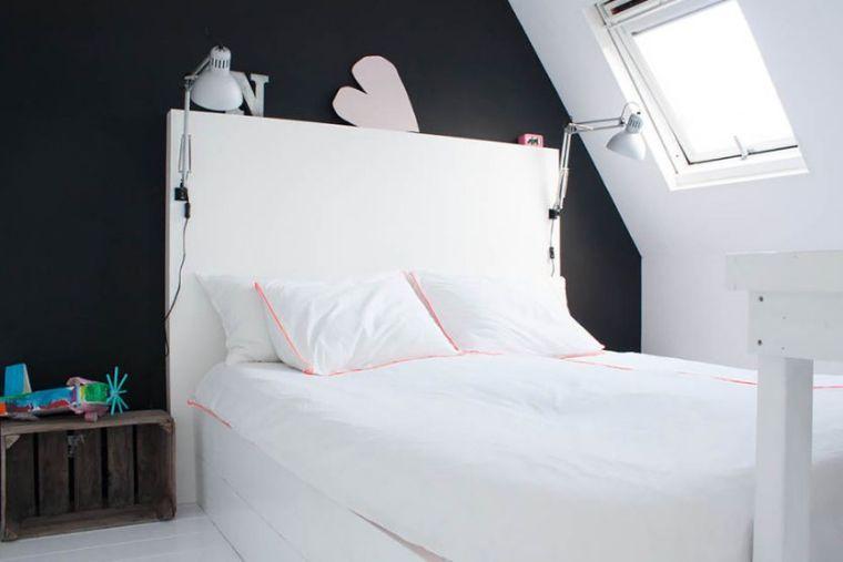 Schlafzimmer Malerei Des Mädchens: 12 Moderne Und Weibliche Ideen #ideen  #madchens #