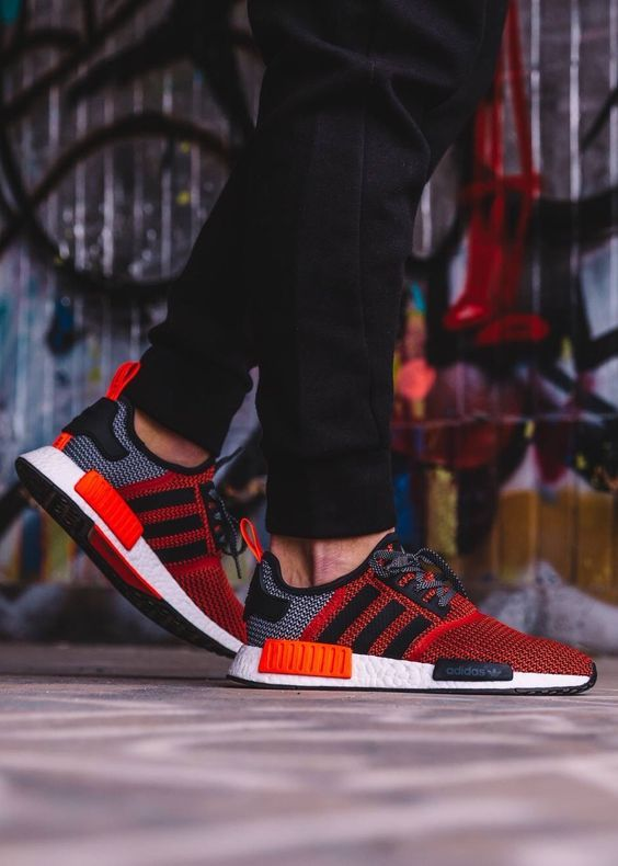 The Adidas NMD is quickly becoming one of the most hype shoes on the market  right now for good reason. They look great 2f18e5f9977