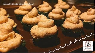 Le Ricette di Valentina: Pasticceria salata: Cupcakes salati vegani....per un'aperitivo sano&buono!