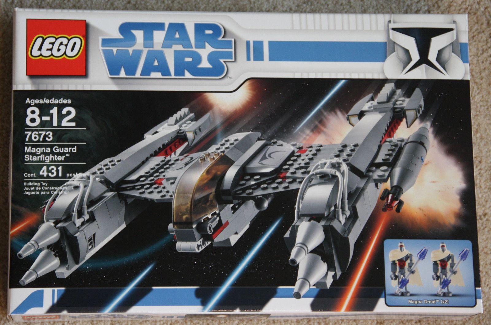 Lego Star Clone Wars 7957 Sith Nightspeeder Asajj Ventress Savage Opress NISB