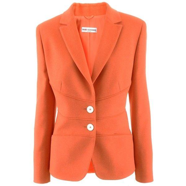 9022650d7 Trixi Schober Flamingo Wool Jacket ( 1