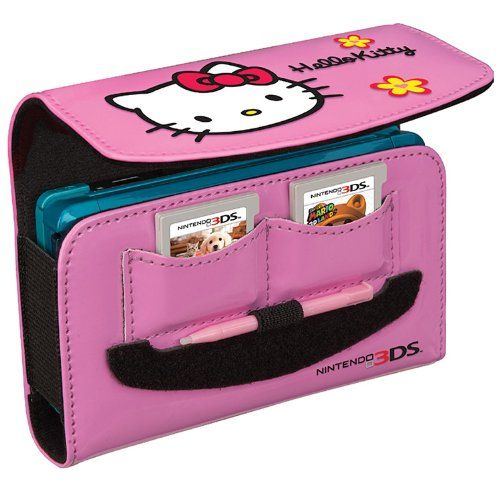 Hello Kitty Game Traveler Essential Pack For Nintendo 3Dstm & Dsitm, 2015 Amazon Top Rated Accessory Kits #VideoGames