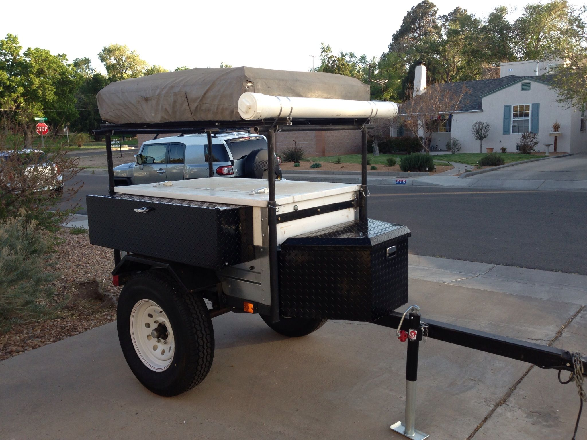 Diy Truck Camper Expidition - Year of Clean Water