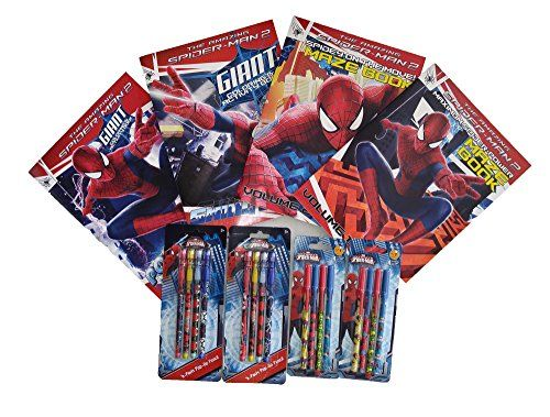 Spider Man Coloring Book Pen Pencil Multipack Gift Set Check Out The Image By Visiting The Link Diy Gifts For Men Coloring Books Gifts