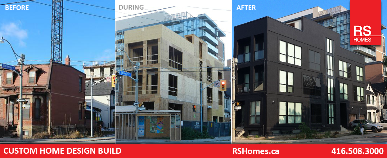 custom home builders toronto modern luxury elevations pinterest