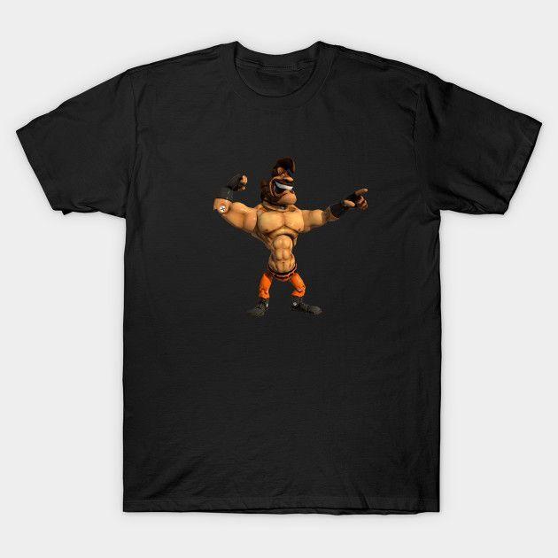 Action Henk - Mens T-Shirt
