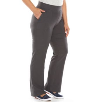 6e846f6cbc9 SONOMA life + style Flare Yoga Pants - Women s Plus Size---these are wicked  comfy. I bought four pairs!
