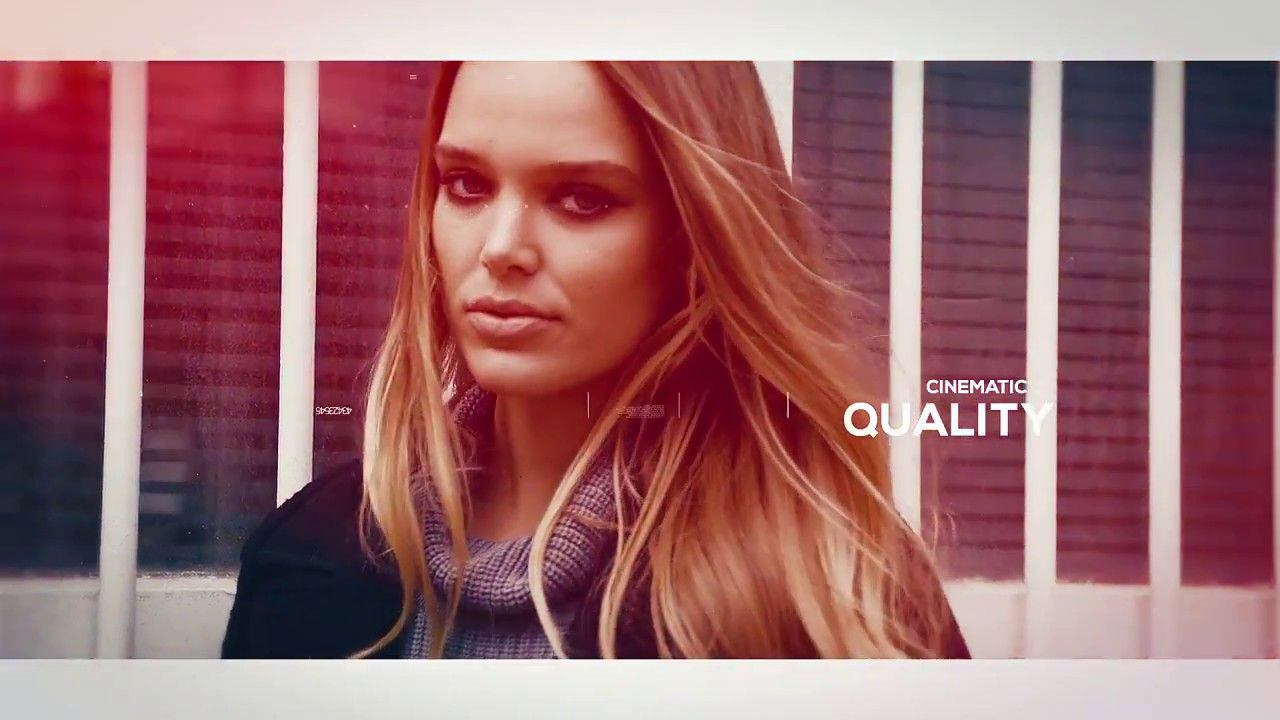 Epic Media Reel (Videohive After Effects Templates)