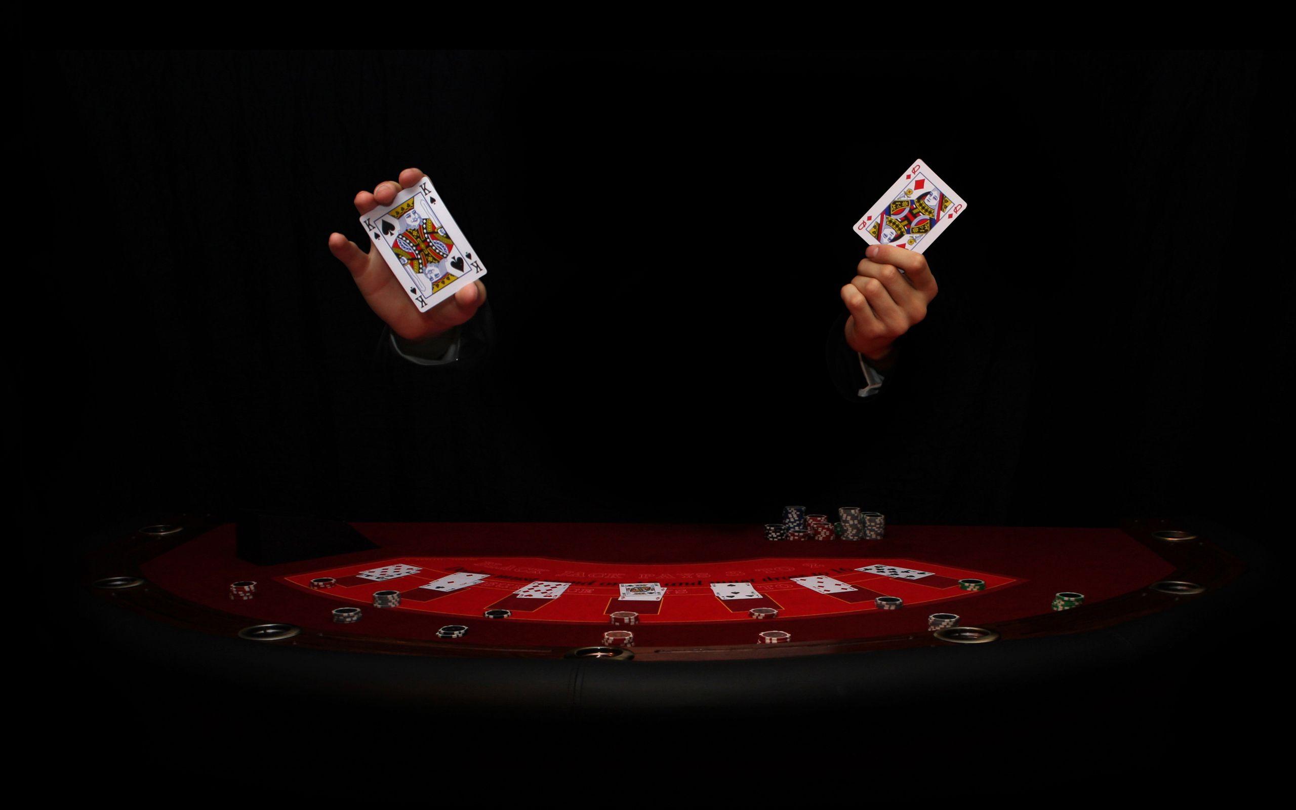 стол в казино