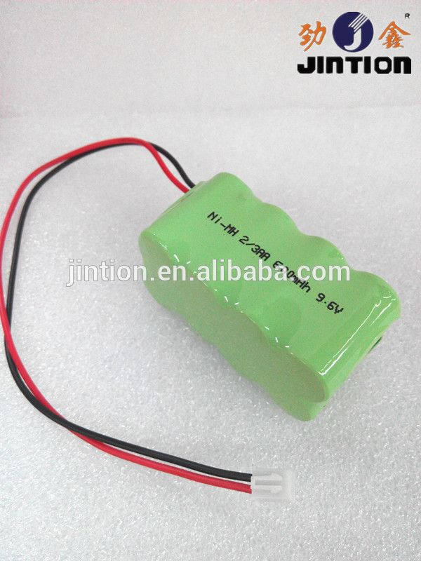9 6v Nimh 2 3aa 600mah Rechargeable Battery Pack For Siren Photo Detailed About 9 6v Nimh 2 3aa 600mah Rechargeable B Nimh Battery Pack Rechargeable Batteries
