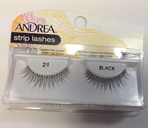 eee411e5fea Andrea Modlash Strip Lash 21 Black Quantity of 5 >>> Click image to review  more details.