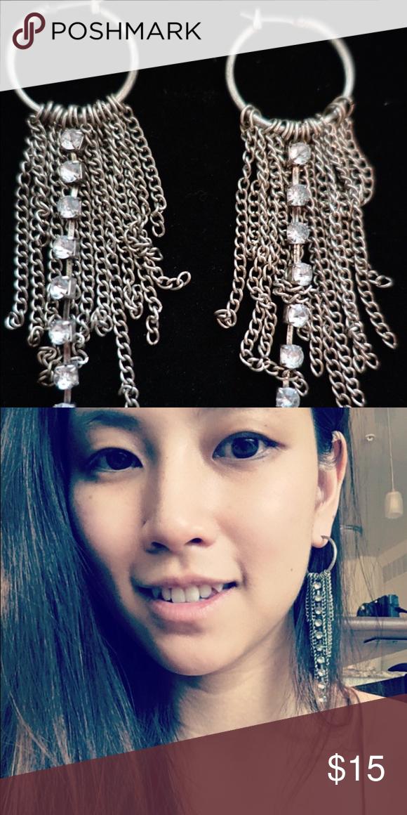 Statement tassel earrings Very boho chic Jewelry Earrings