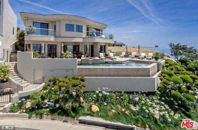 osten trifft westen renovierung luxushaus, malibu beach house | houses | pinterest | mansion, malibu beach, Design ideen