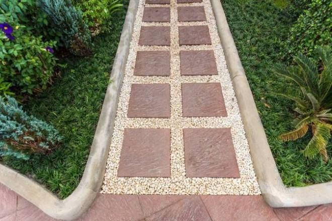 Photo of ★★★★★ 40+ Amazing DIY Garden Path and Walkways Ideas – Rhino's blog