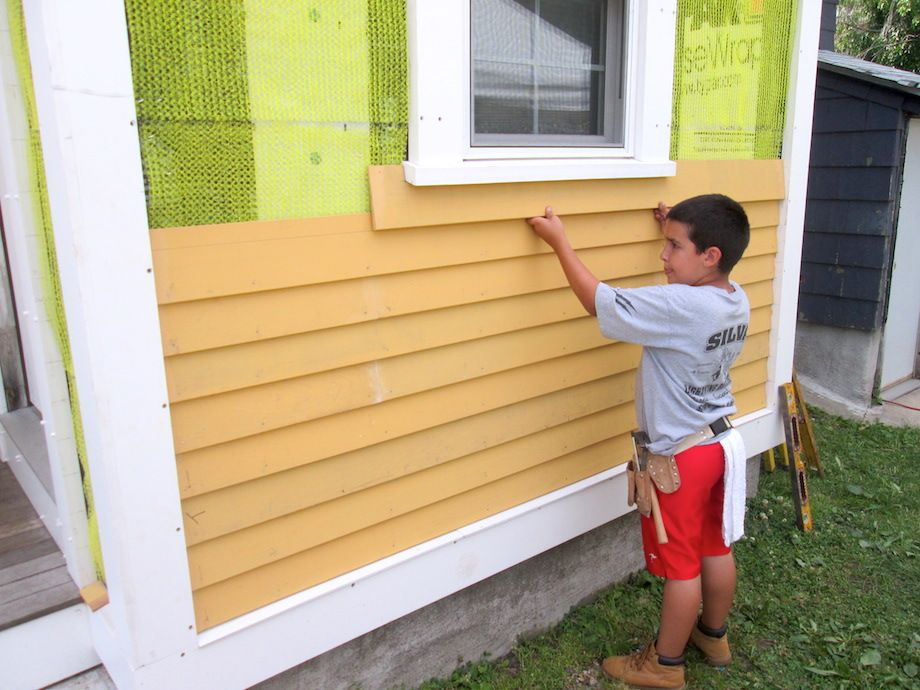 Installing Clapboard Siding Technik 2 In 2019