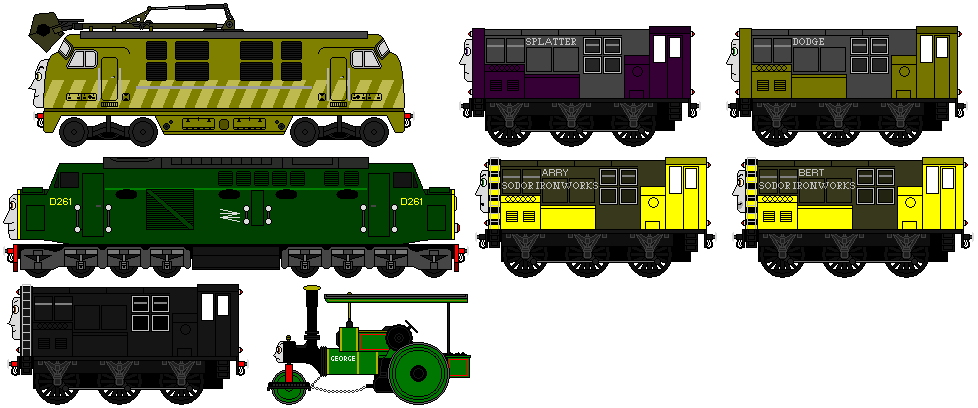 Bachmann Splatter And Dodge 55884