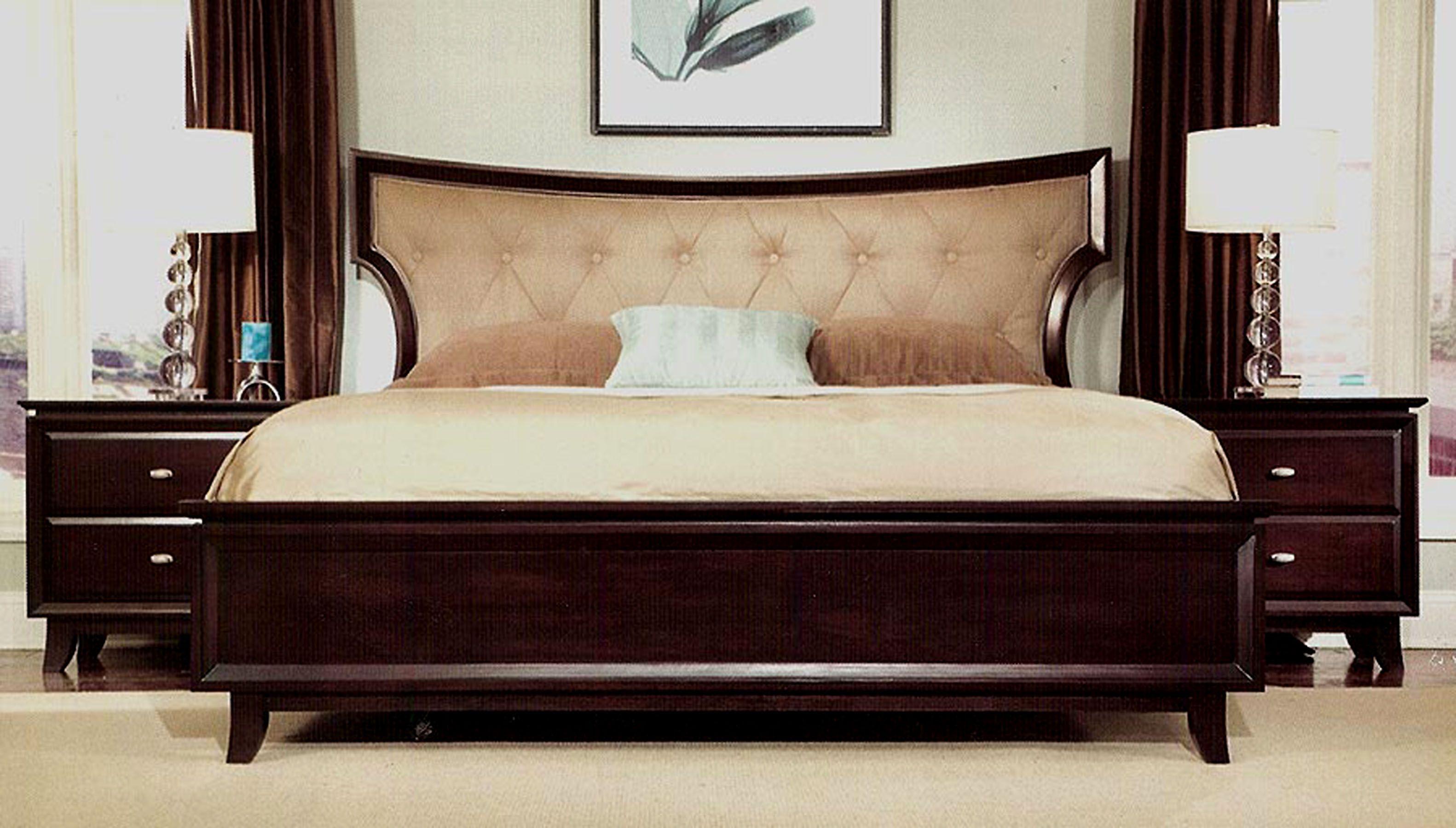 I'd love a bedroom big enough to comfortably fit a