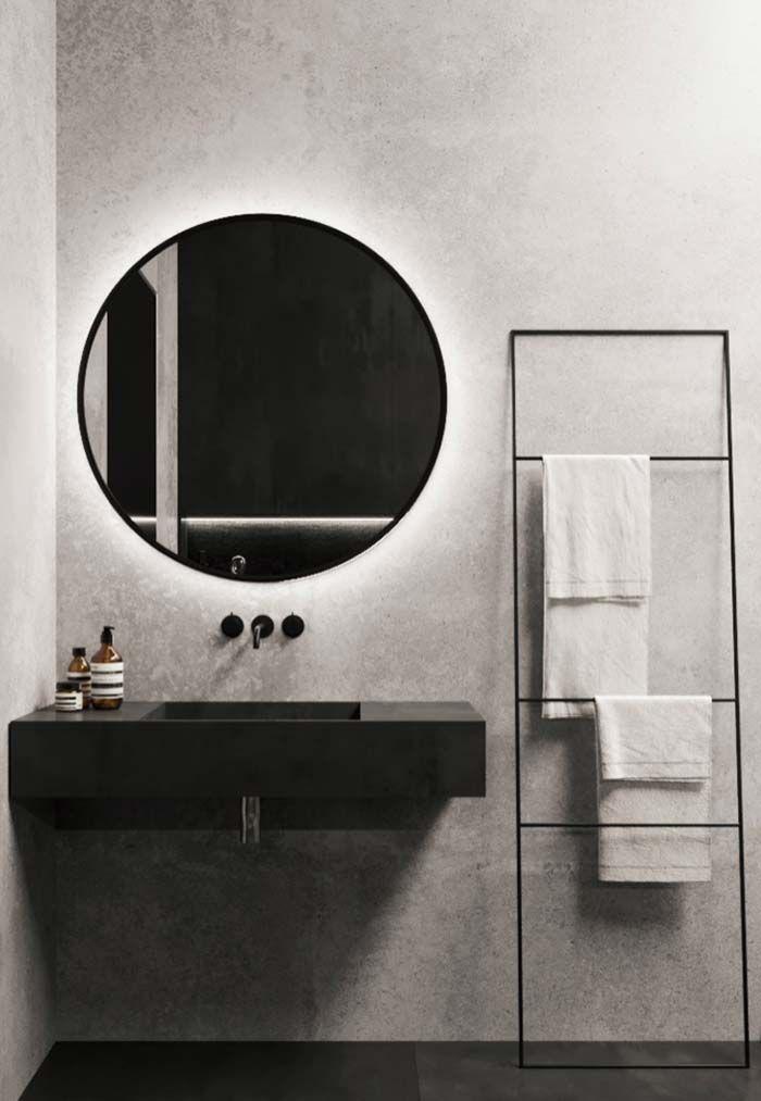 Lavabo Minimalista Bathrooms Pinterest Arquitetura Bath And - Lavabos-minimalistas