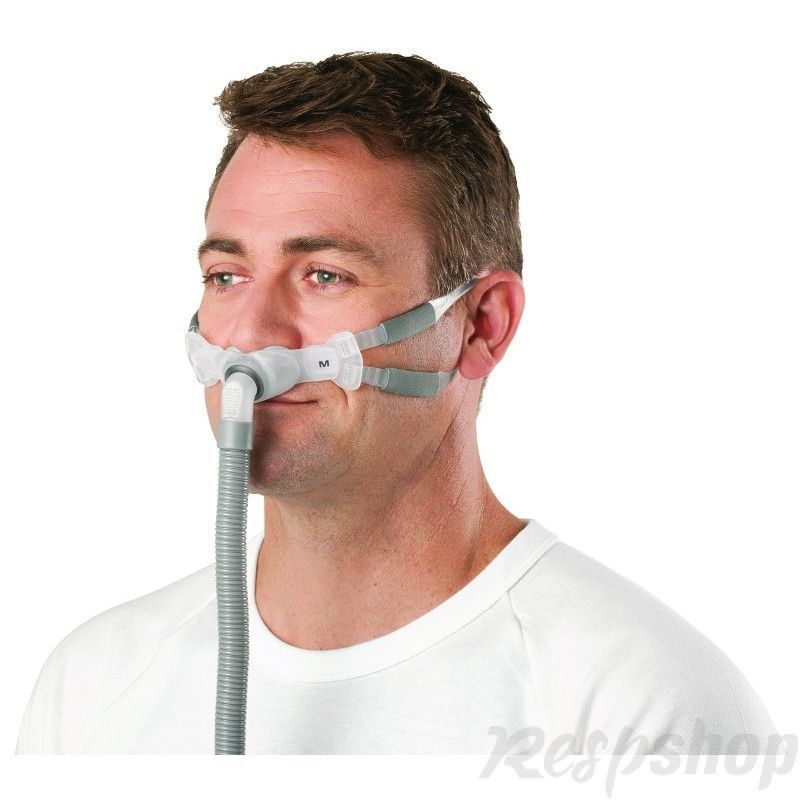 Resmed Swift Fx Bella Gray Nasal Pillow Cpap Mask Resmed Cpap