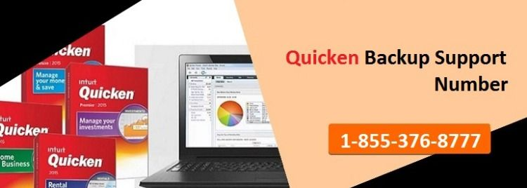 If you are unable download Quicken backup you can contact