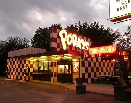 Porky S Drive In