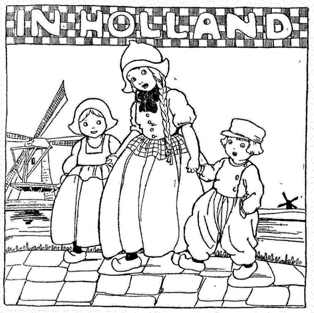 paper doll coloring pages free printable holland pinterest