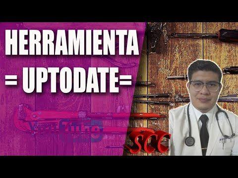 UpToDate HERRAMIENTAS MÉDICAS - YouTube