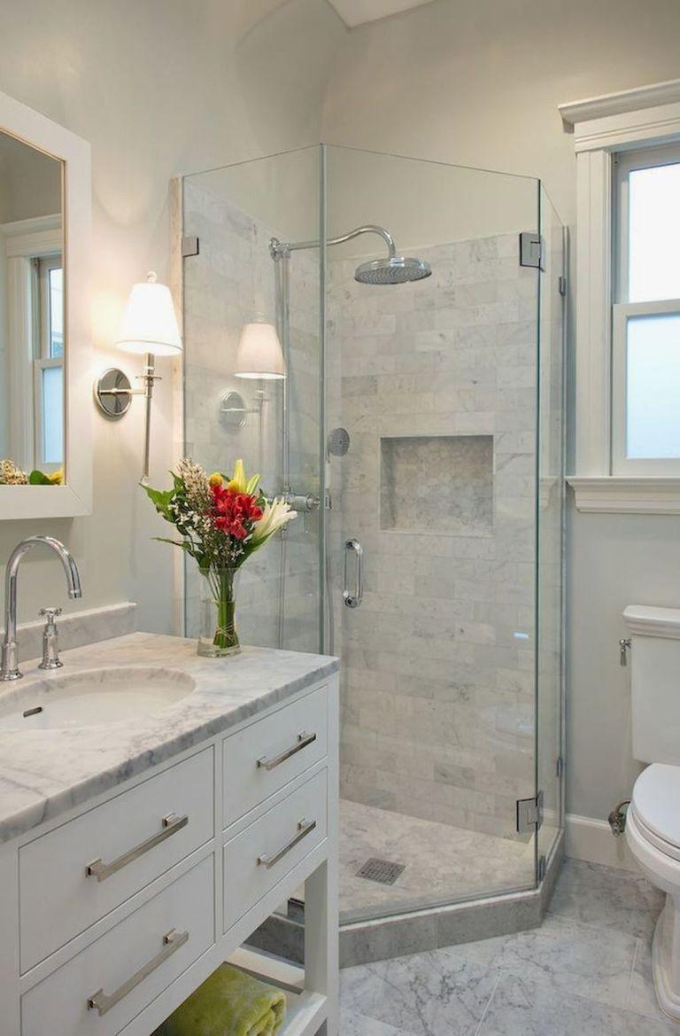 70 Fresh Small Master Bathroom Remodel Ideas Bathroom Bathroom Renovations Basement Bathroom