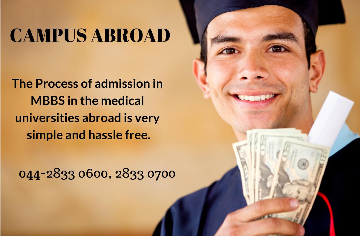 Go Overseas & Explore The Best Universities Across The