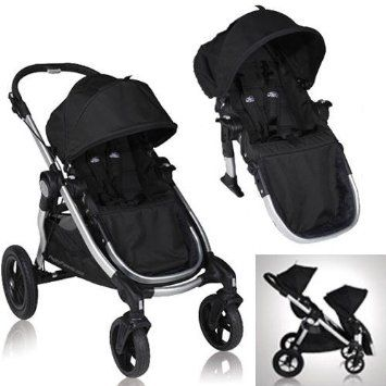 b0a0182eb Amazon.com  Baby Jogger City Select Stroller with 2nd Seat Onyx  Baby