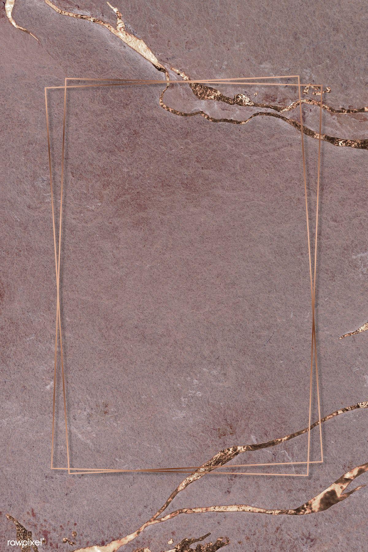 Download premium psd of Reddish brown marble textured background