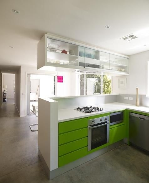 Kitchen Furniture Australia: Architect Visit: Nathan Gibson Judd In Australia