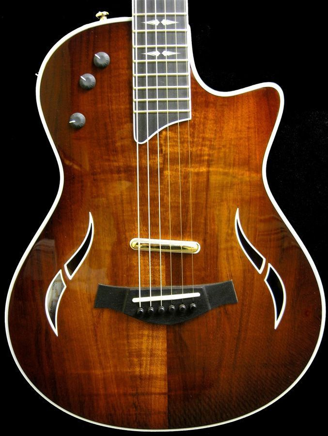 taylor t5z custom koa hollowbody electric acoustic hybrid guitar beautiful guitars guitar. Black Bedroom Furniture Sets. Home Design Ideas