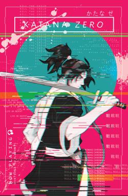 Katana Zero Tumblr Katana Samurai Art Futuristic Samurai
