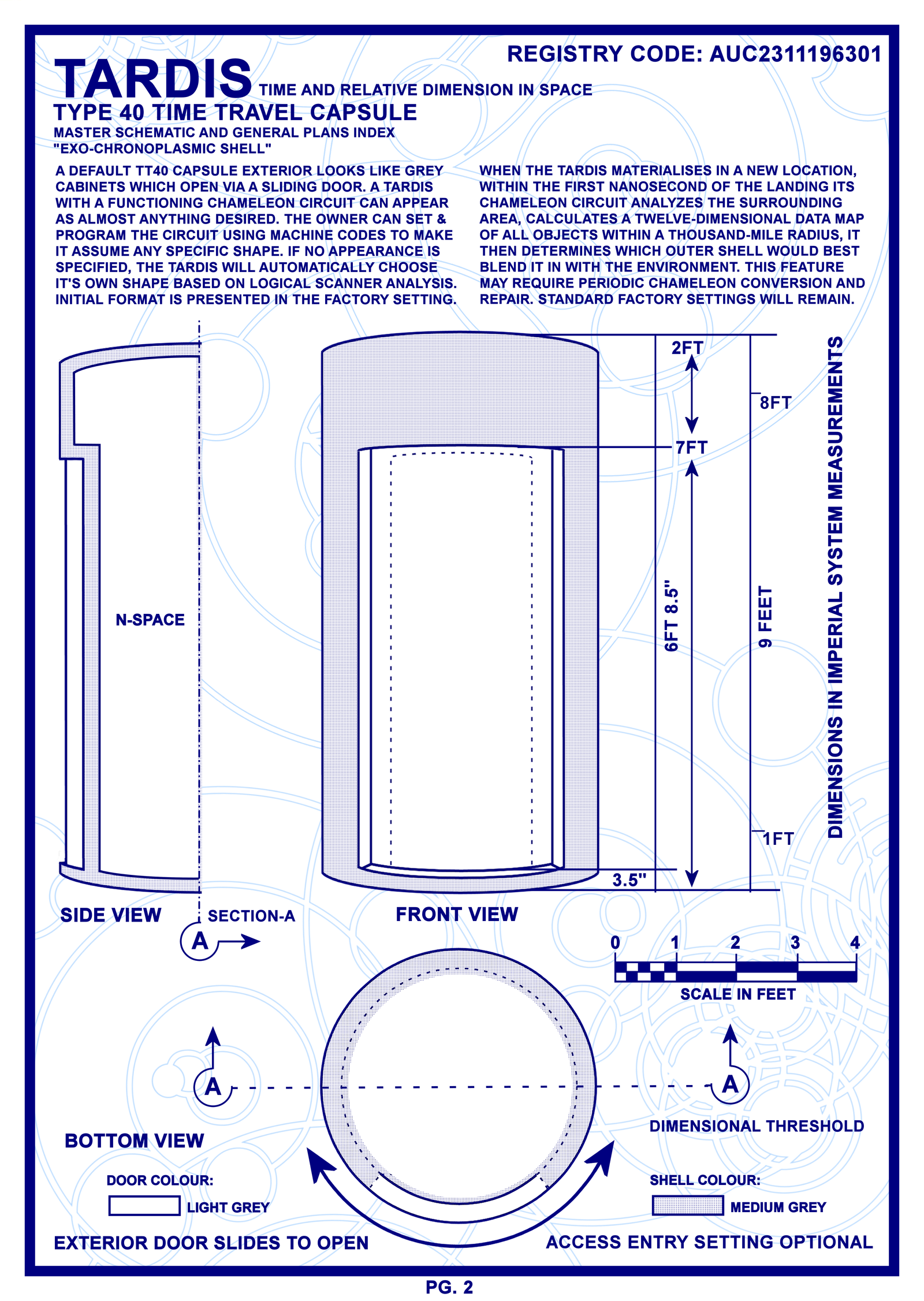 Pin by rodney kelly on tardis pinterest tardis fyi skipping page 3 for now as it is a cutaway of the console and tardis master schematics page 2 final malvernweather Images