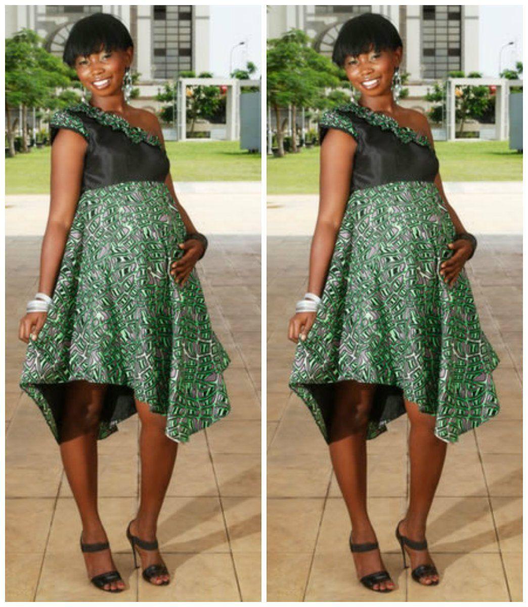 15 Super Stylish Ankara Styles For Pregnant Women Afrocosmopolitan African Maternity Dresses African Fashion Women Dresses For Pregnant Women