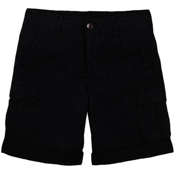 Women Cargo Shorts ($7.50) ❤ liked on Polyvore featuring shorts, bottoms, cargo shorts, uniqlo, boyfriend shorts, uniqlo shorts and cotton shorts
