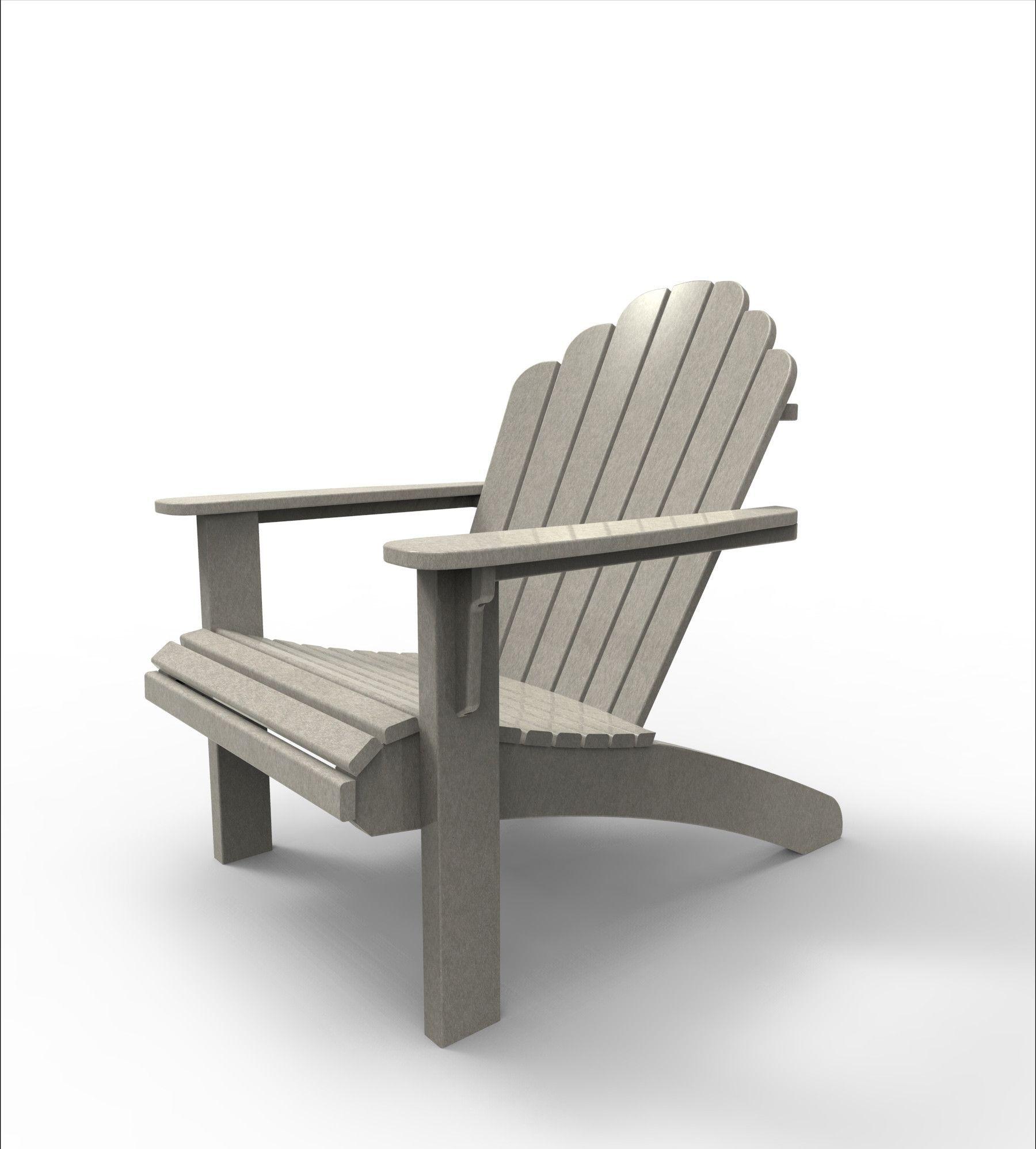 Malibu Outdoor Living Hampton Adirondack Chair