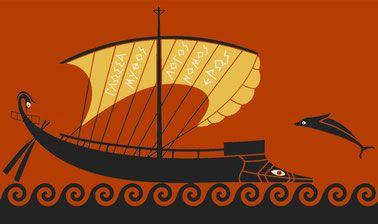 Aprende a pilotar el Griego Clásico para iniciarte en esta lengua tan rica y fascinante.
