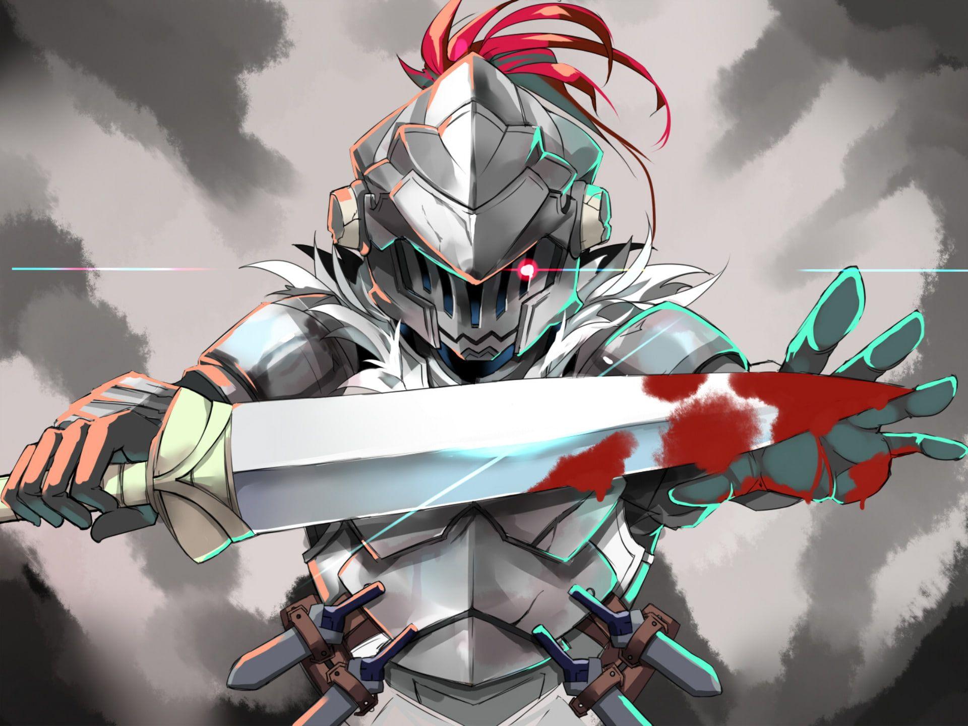 Anime Goblin Slayer 1080p Wallpaper Hdwallpaper Desktop Slayer Goblin Slayer Anime